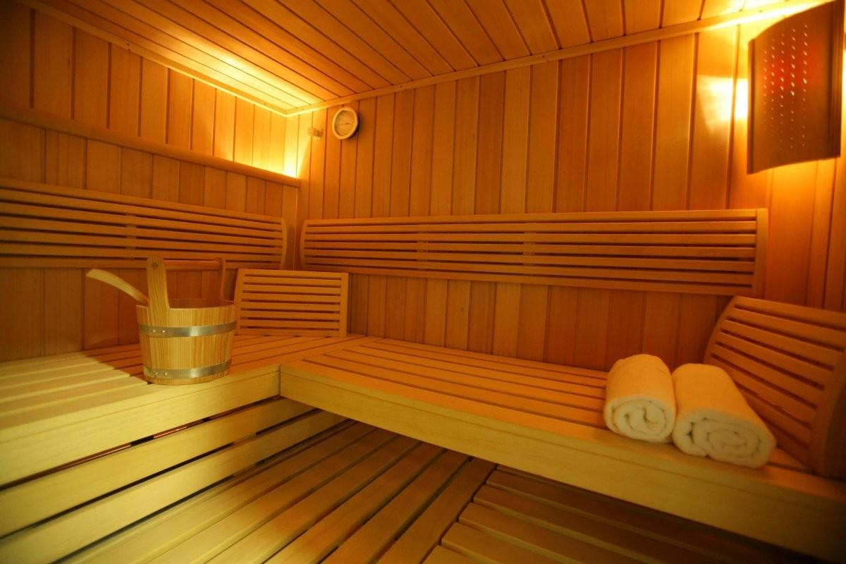 3-amorium hotel sauna spa